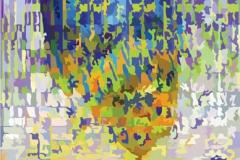 Barak Obama Digital paintings By Dr.Omidvar