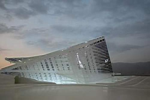 Naft Model ,architect:Farhad Ahmadi,Model photographer:Dr.Omidvar