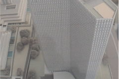 Architectual Model photography of asp building.architect ASP consultinling. photographer Ata Omidvar
