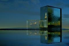 cultural model building .designer and photographer Dr.Ata Omidvar