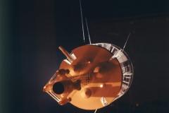 space ship model ,Architect:Golabian,photographer:Dr.Omidvar 1348