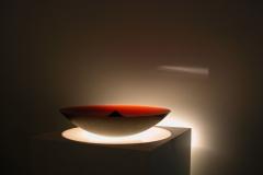 Frantisek Vizner-Glass Sculpture photo-Ata OMIDVAR