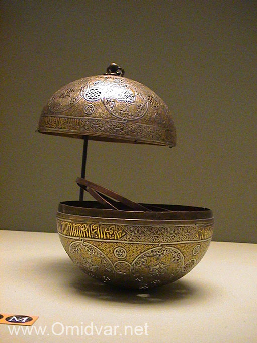 France Louvre exhibition of Islamic art