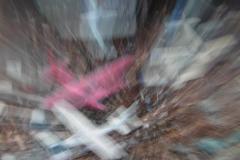 digital paintings of japon tsunami 2011