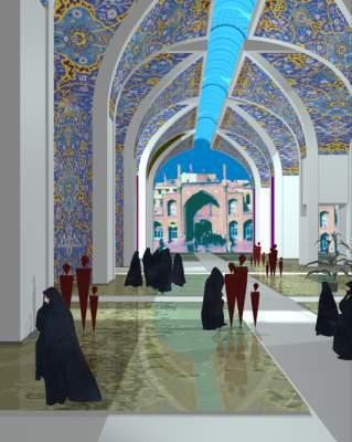 Bazar Mashad A
