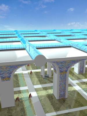 Mashad extension