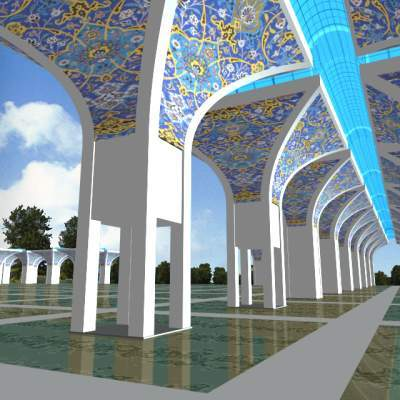 Mashad extension2