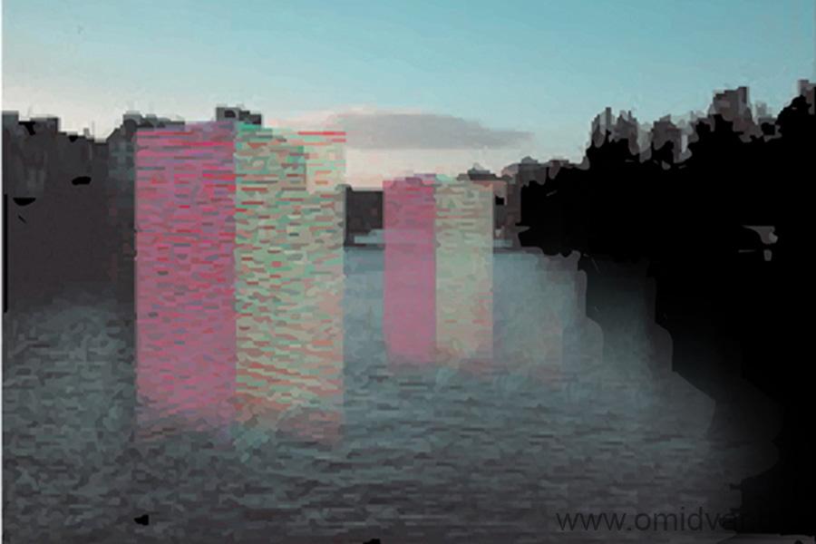 laser-show -sein-river