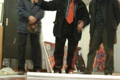 omidvar exhibition AHMADE ALI CONTEMPORARY ART MUSEUM TEHRAN gallery
