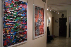 omidvar exhibition fakhteh ghallery 1