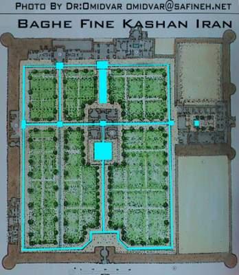 TN_5plane baghe fine kashan