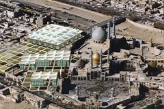 Masoumeh'Shrine extension Qom