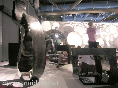 "Ron Arad ""no discipline"" exposition in centre-pompidou Photographer:Ata Omidvar"